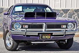 1971' Dodge Demon
