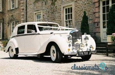 1949 Bentley Mkv1 in United Kingdom, the World