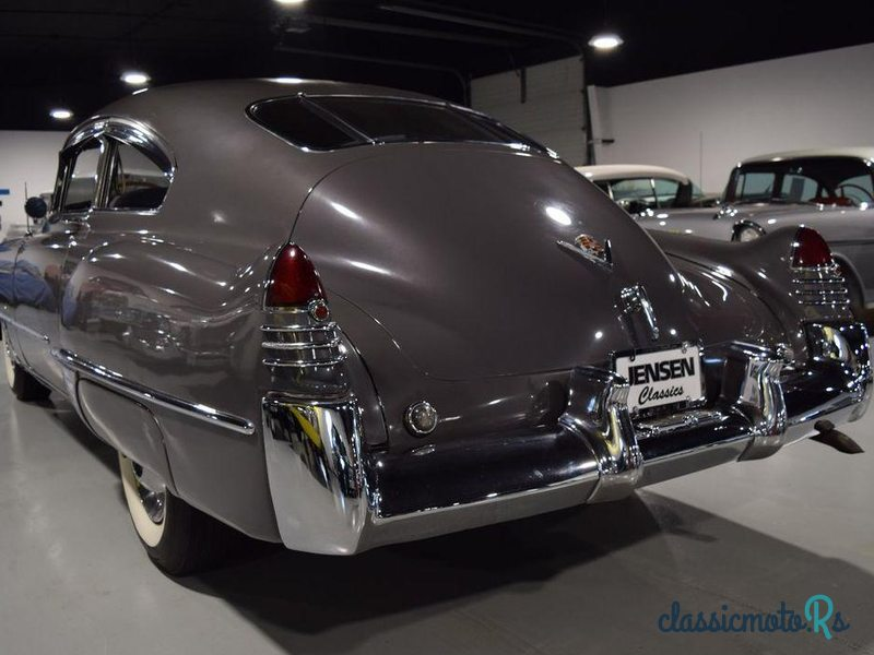 1948 Cadillac Series 62 in United States, the World