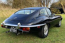 1969' Jaguar E-Type