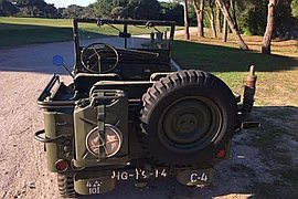 1945' Jeep Willys Mb