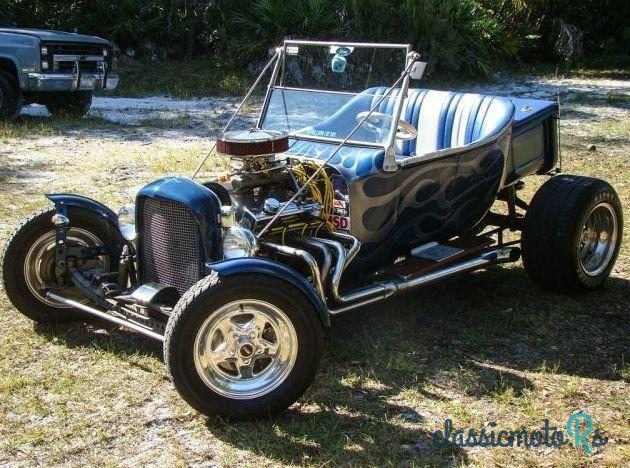 1923 Ford Model T in Florida - 2