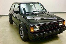 1984' Volkswagen Golf