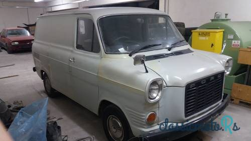 1976 Ford Transit in Malta, the World