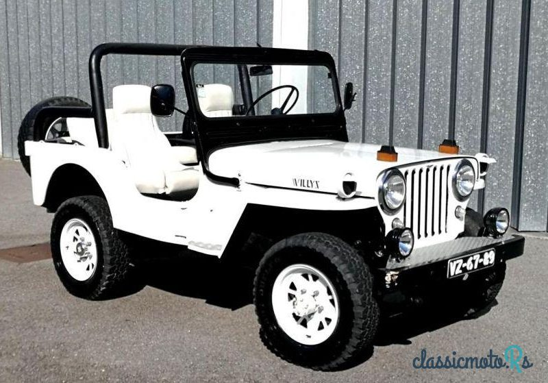 1962 Jeep Willys Cj 3a For Sale Portugal