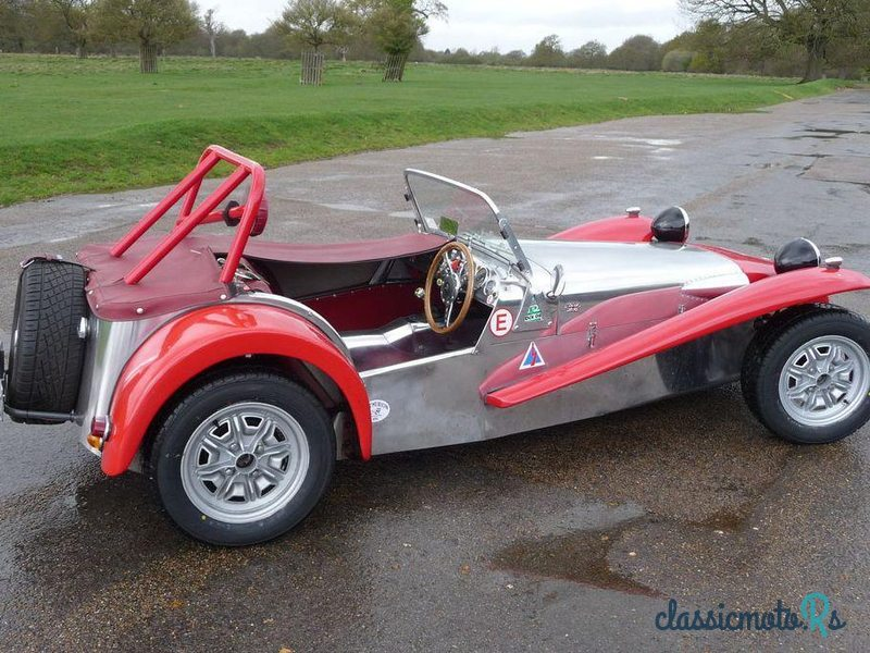 1968 Lotus Seven Series 3 in Middlesex, the World