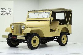 1953' Jeep Willys M38a1