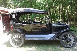 1922' Ford Model T