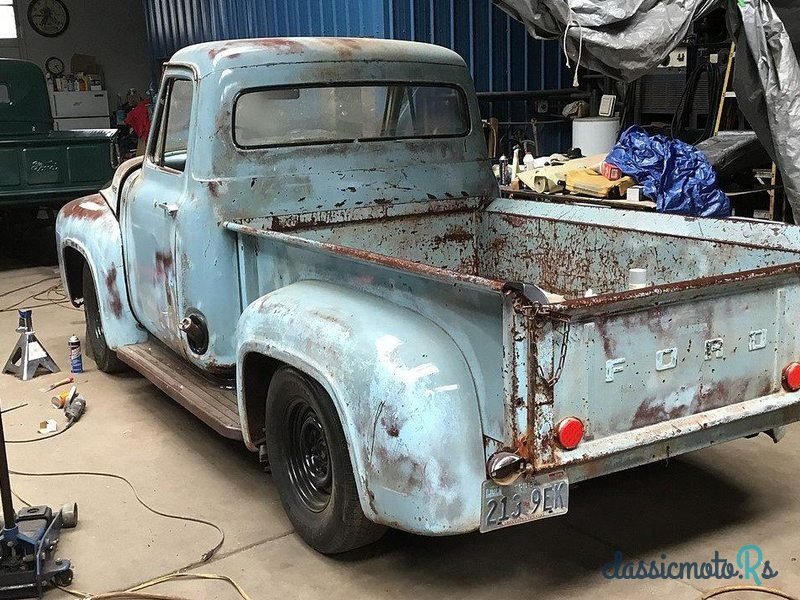 1953 Ford F100 For Sale Kentucky