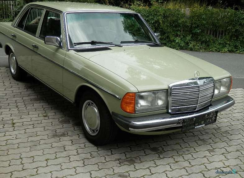 1976 Mercedes-Benz 240 D W123 in Austria - 3