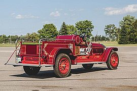 1923' American LaFrance Type 12 Squad Truck