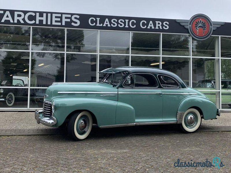 1942 Chevrolet Delux in Kentucky, the World