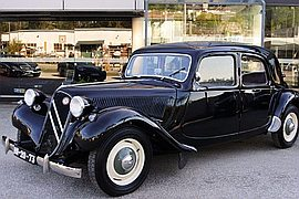 1954' Citroen Traction