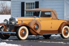 1931' Cadillac V-8 Convertible Coupe