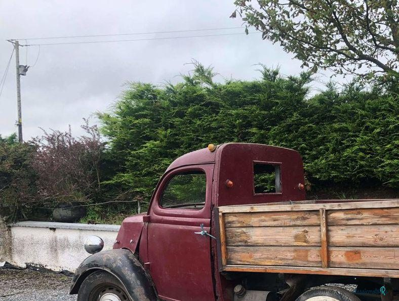 1951 Ford Pickup in Ireland