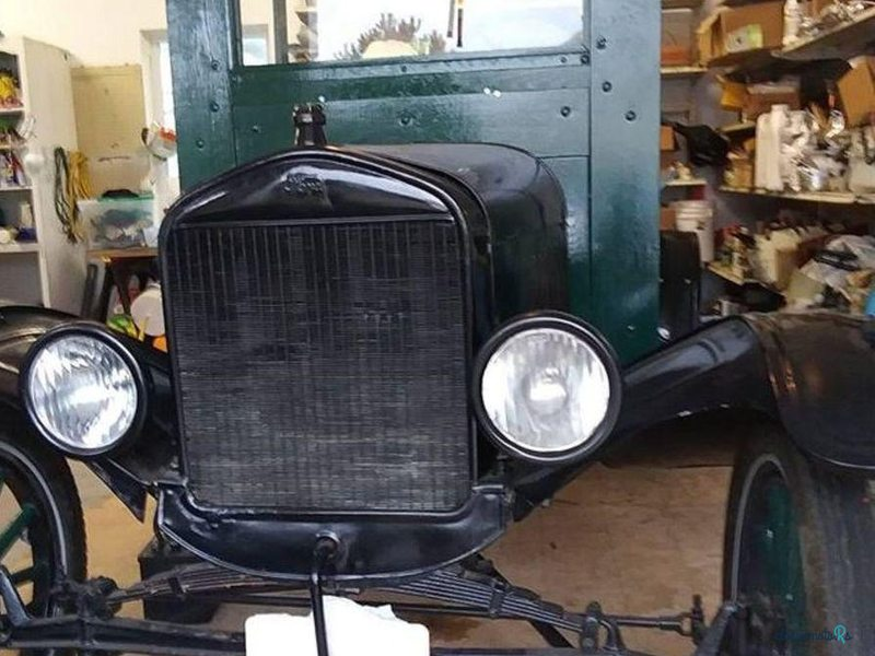 1924 Ford Model T in United States