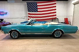 1967' Oldsmobile Cutlass