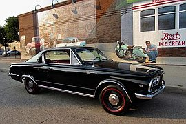1964' Plymouth Barracuda