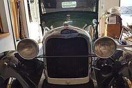 1929' Ford Model A