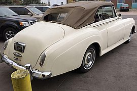 1957' Rolls-Royce Silver Cloud
