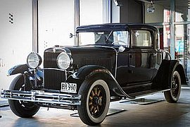 1930' Nash Twin Ignition Eight