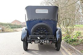 1924' Austin Heavy 12/4 Tourer