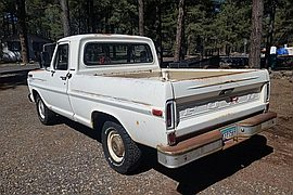 1969' Ford F100